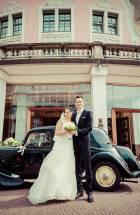 Ein Fotoshooting für schöne Hochzeitsfotos verschenken